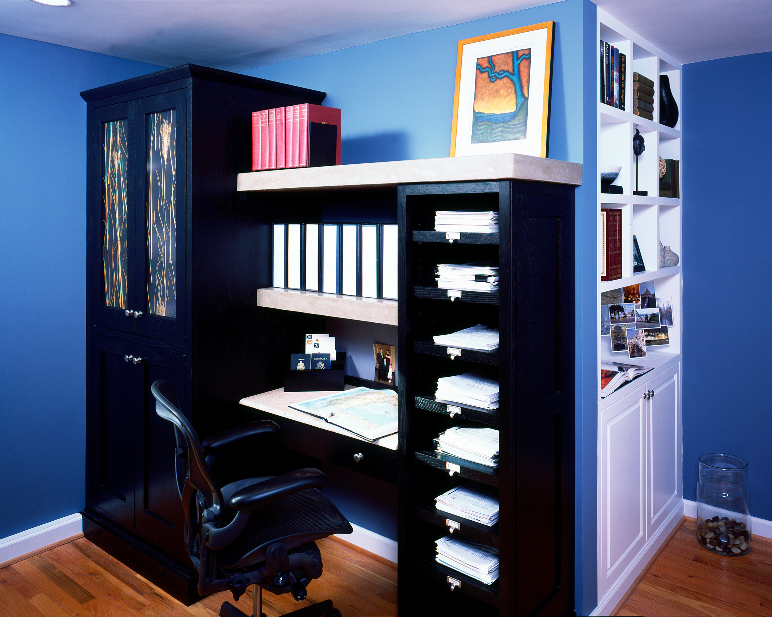 Arlington Home Office Remodel