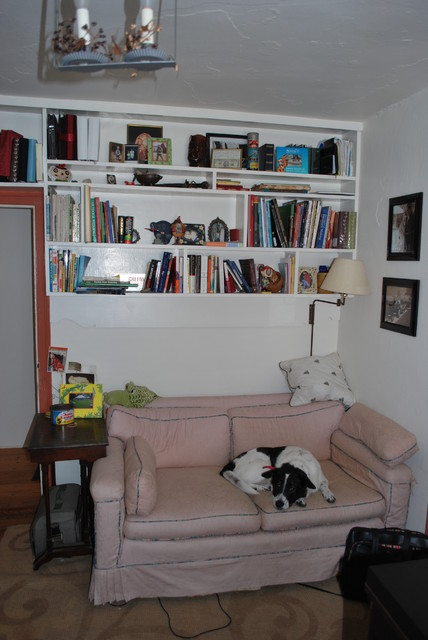 Art Room eclectic-home-office