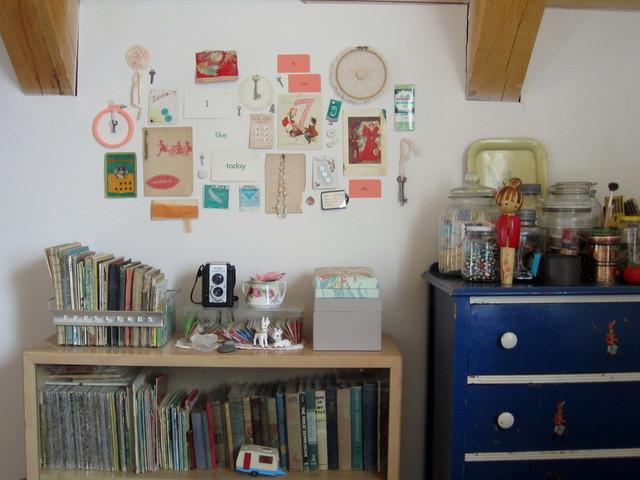 Art Studio - Loft eclectic-home-office