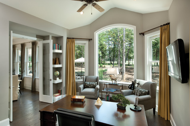 Asheville 1131 Traditional Home Office Tampa By
