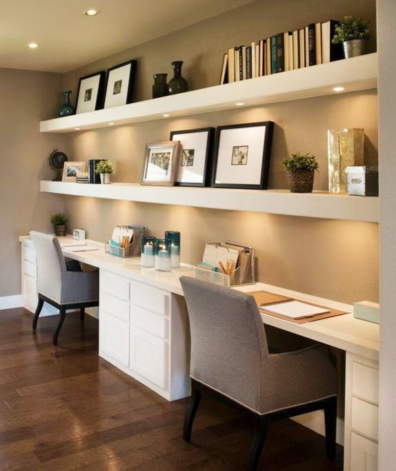 75 Beautiful Contemporary Home Office Pictures Ideas February 2021 Houzz