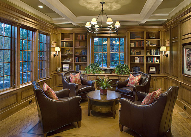atherton california luxury home by markay johnson construction traditional home office atherton library traditional home office