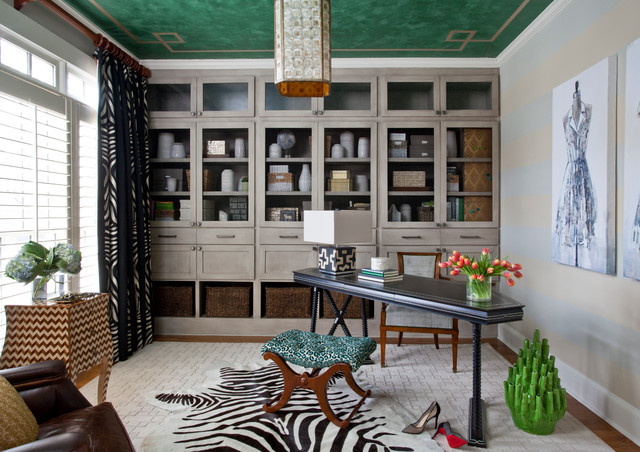 atlanta chic home office transitional home office chic home office office