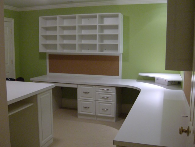 Atlanta Closet Craft Room Office Traditional Home Office Atlanta By Atlanta Closet