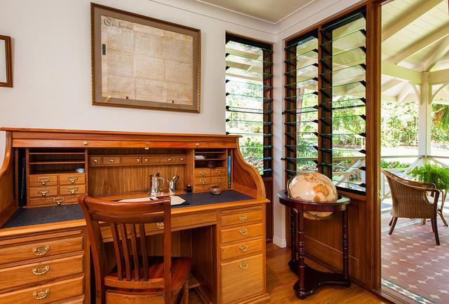 Australian Heritage Master Bedroom Pavilion Traditional