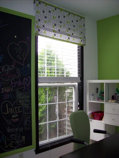 Barbara Margolis Interiors contemporary-home-office