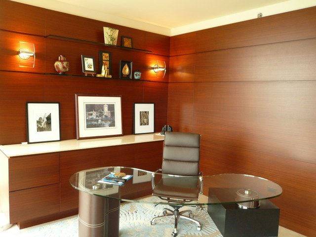 Barry Wachtel contemporary-home-office
