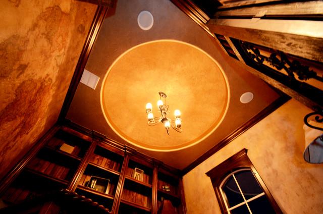 Batt Residence - Traditional - Home Office - oklahoma city - by Sun ...