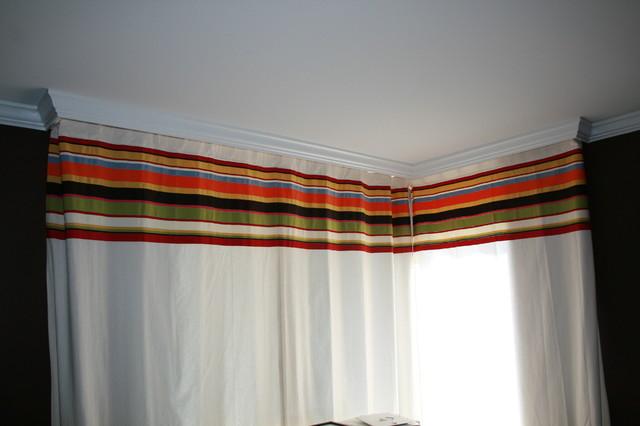 Bay windows bow windows corner windows oh my contemporary home