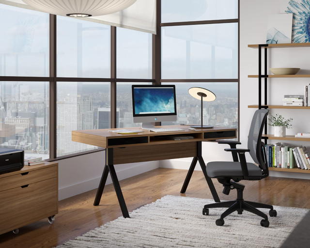 Bdi Furniture Contemporary Home Office By Bdi Furniture