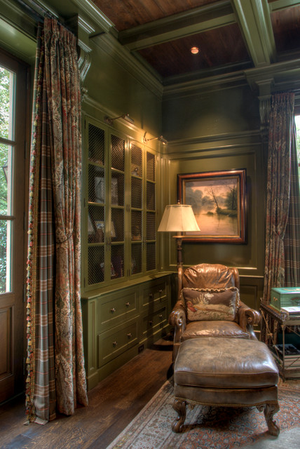 Beaux Arts Estate - Traditional - Home Office - atlanta - by Historical Concepts