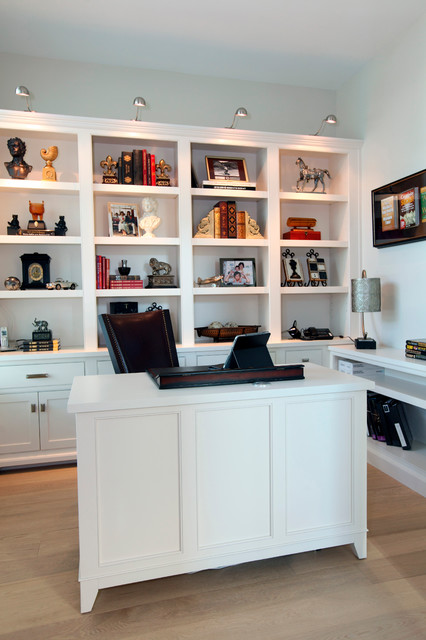 Before and Afters contemporary-home-office