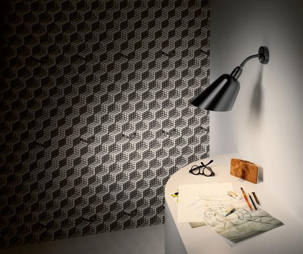 Bellevue Wall Lamp by Arne Jacobsen modern-home-office