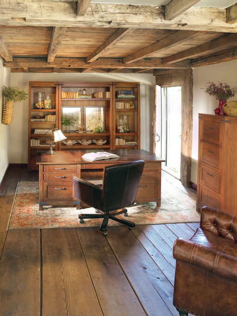 Bentley Collection Traditional Home Office Cleveland