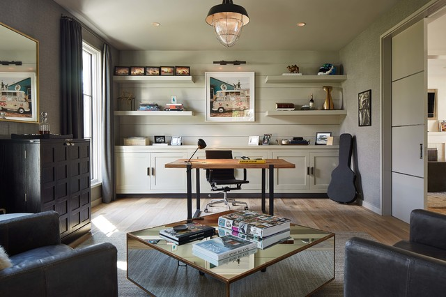Trending Now: 5 Ways to Make a Home Office Work for You