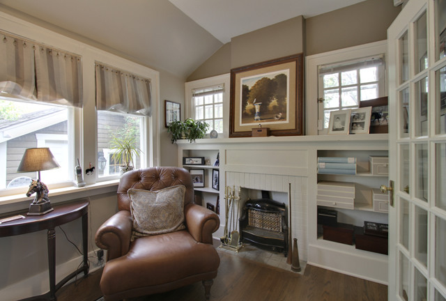 Bilton Design Group traditional home office