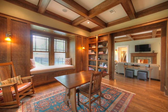 Blalock traditional-home-office