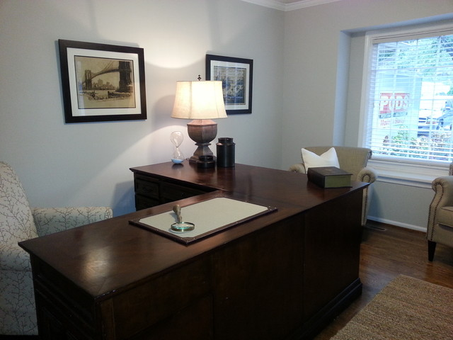 Vacant home staging project for Michaels furniture huntington park