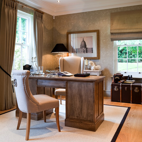 Traditional Interior Designers In Chicago: Enough Space For Two: Tips On Creating Double-Duty Home