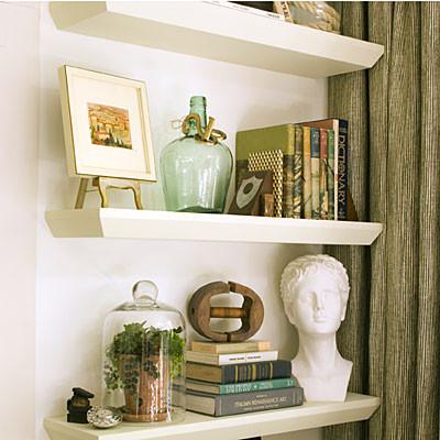 bookshelf home-office