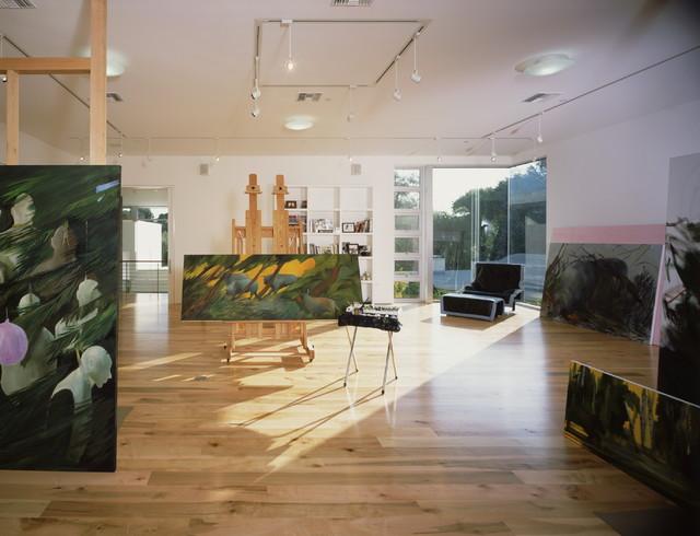 Boxenbaum Residence modern-home-office