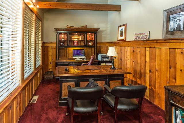 Brasada Ranch Home Design Single Story With Media Room