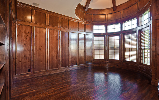 Breawood traditional-home-office