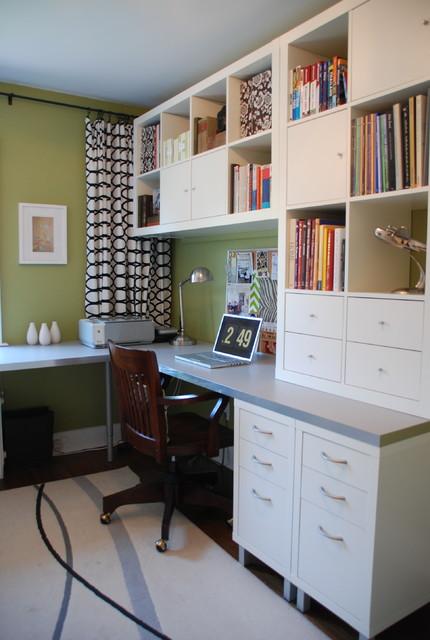 modern home office by Jennifer