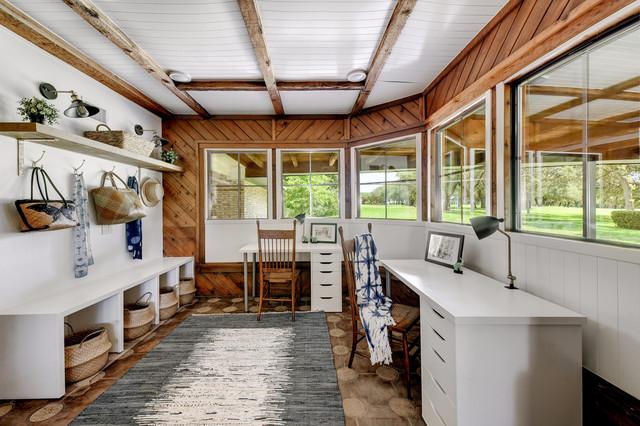 Superb Brookwood Beauty Farmhouse Home Office