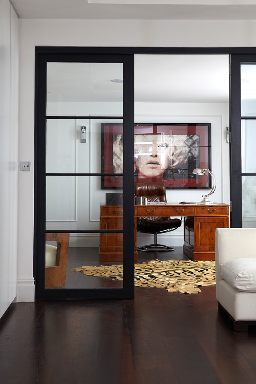 crittall style doors. Black Bedroom Furniture Sets. Home Design Ideas