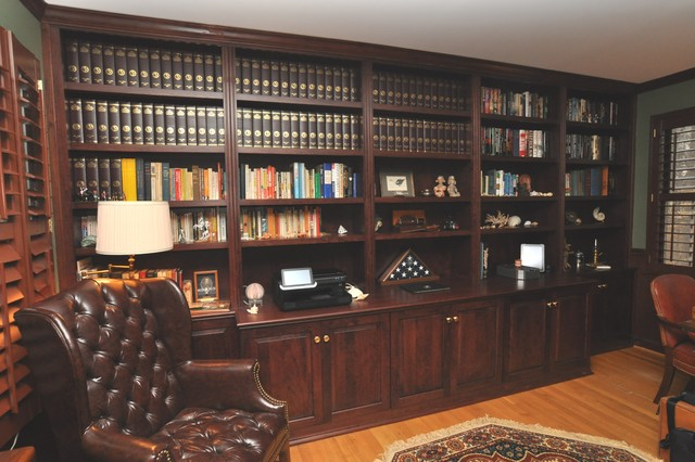 built in cabinets traditional home office other by