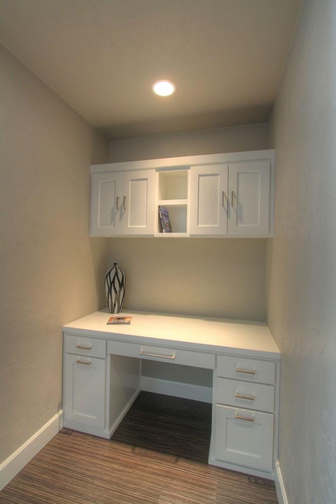 Storage For Urban Loft Style Home