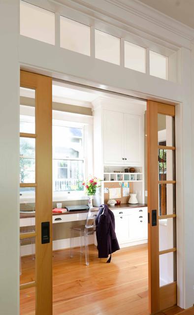 cocina/ comedor - ventana entre dos espacios interiores