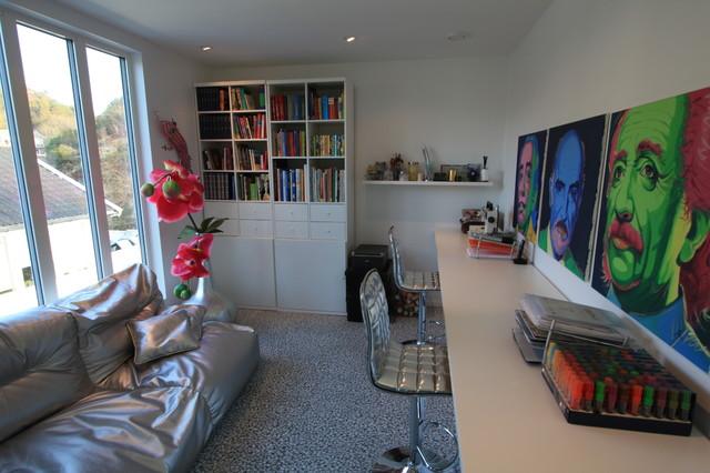 Butikk Service modern-home-office