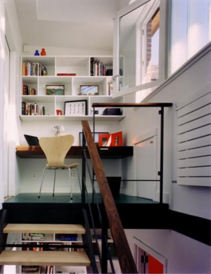 C O B U R N - A R C H I T E C T U R E contemporary-home-office
