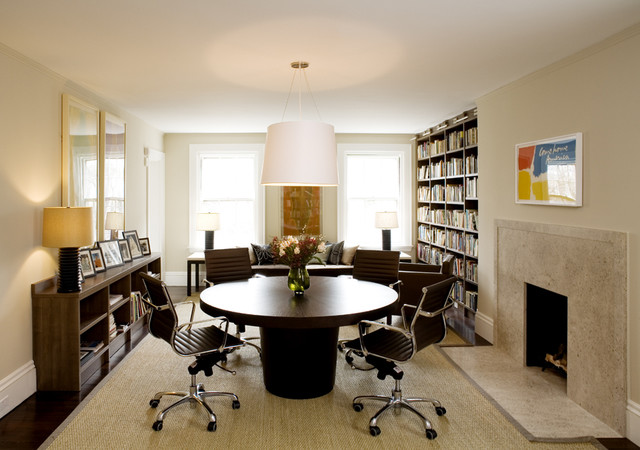cambridge modern library modern home office