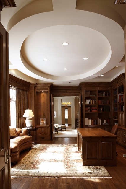 Cantera Elegance traditional-home-office