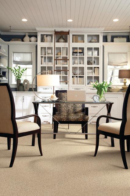 Carpet contemporary-home-office
