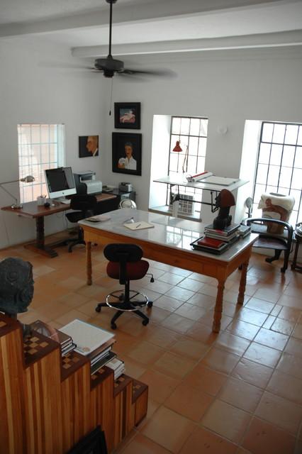 Casa Los Grillos Cuernavaca traditional-home-office