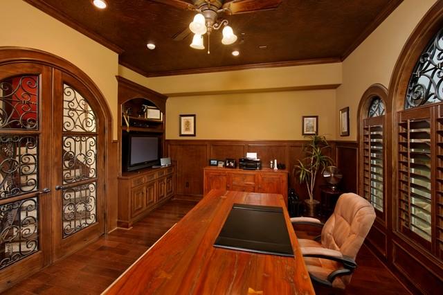 Cascade Canyon mediterranean-home-office