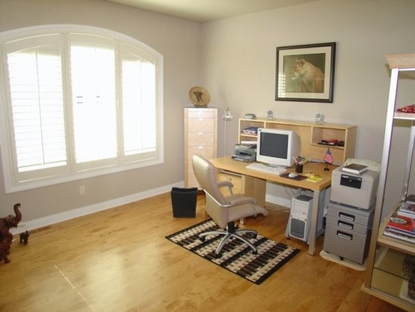Casselberry Model By Cypress Homes traditional-home-office