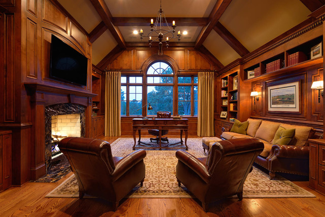 CC traditional-home-office