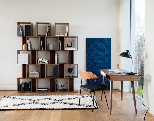 Desks Lifestyle Contemporary Home Office Library