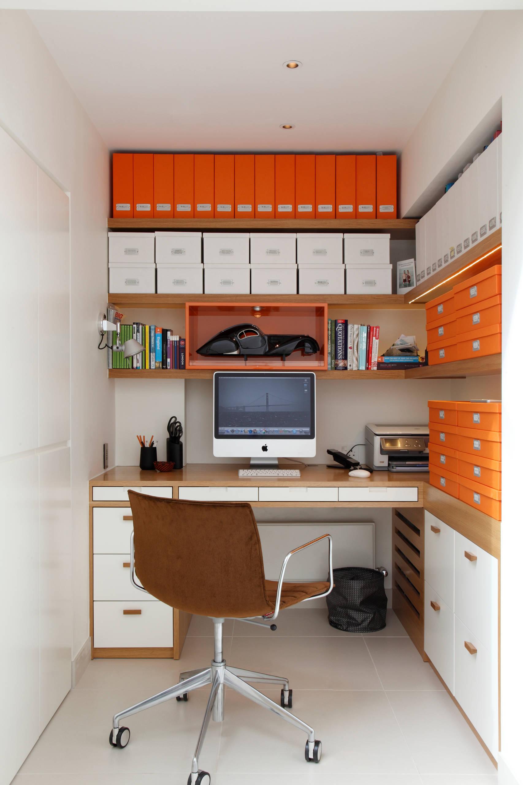 Small Built In Desk Ideas Photos Houzz