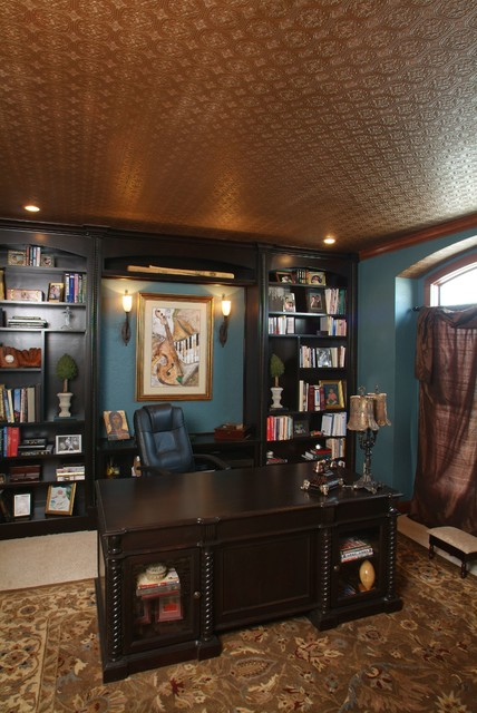 Classic Home Office traditional-home-office