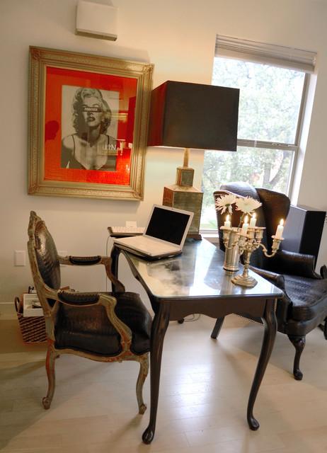 modern home office by Kara Mosher