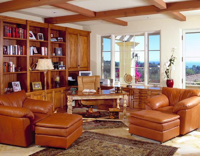 Classic spanish mediterranean mediterranean home for Classic mediterranean house