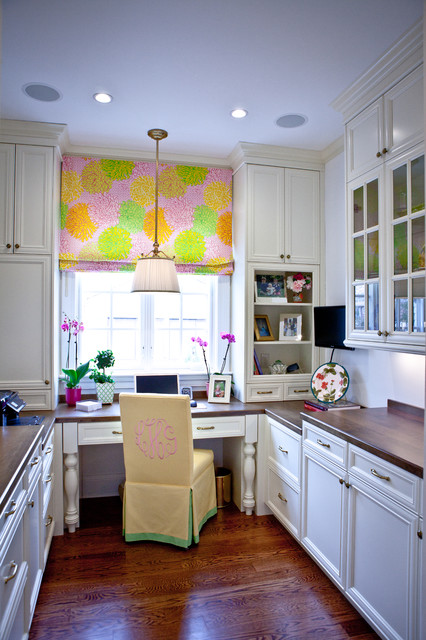 Clayton Gardens: Lancaster Project traditional-home-office
