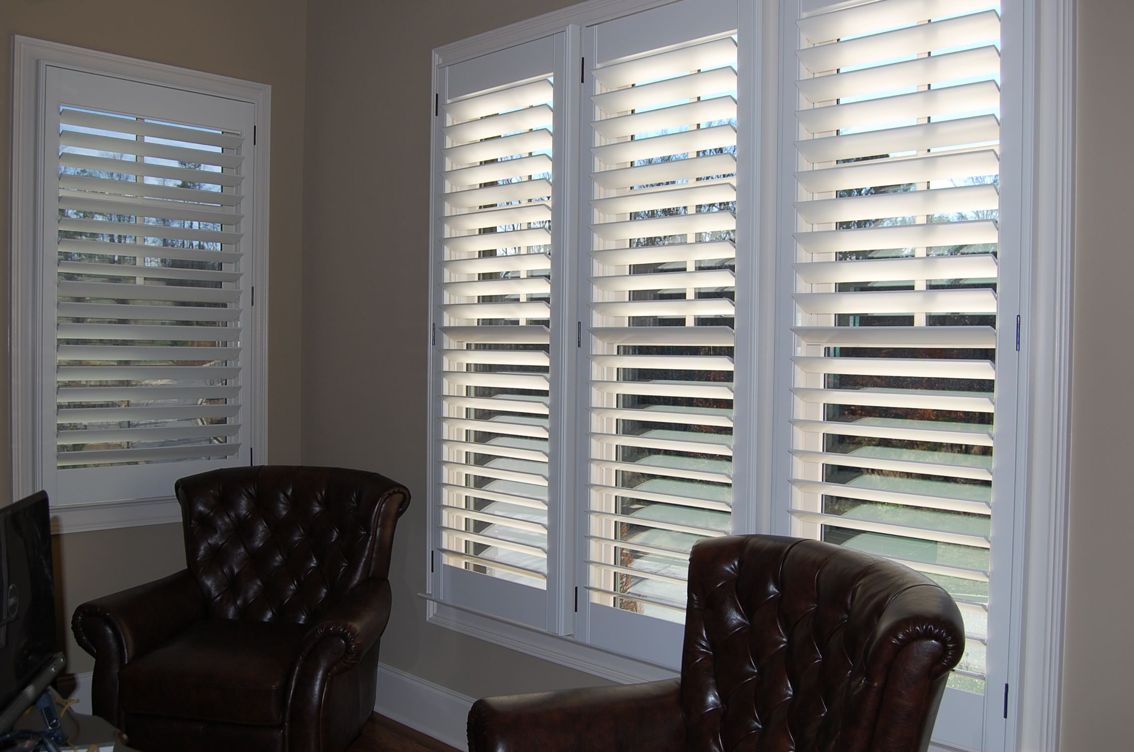Clearview Plantation Shutters
