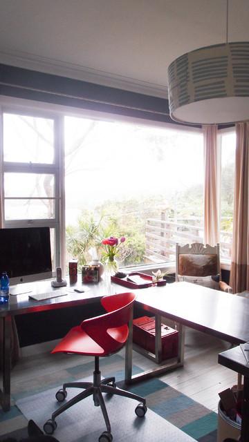 Clontarf contemporary-home-office